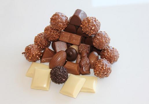 mincir sans chocolats
