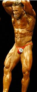 musculation bodybuilder