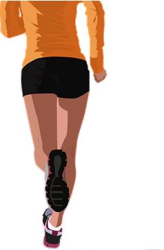 tendon shoes courir