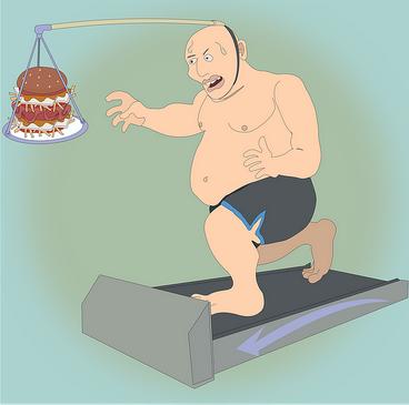 J'arrête pas de perdre du poids