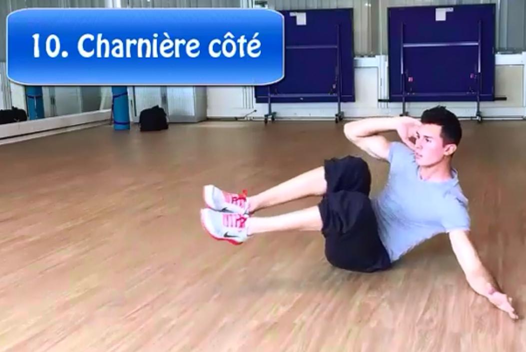 (Vidéo) 17 exercices pour travailler la taille