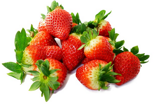fruits fraise musculation