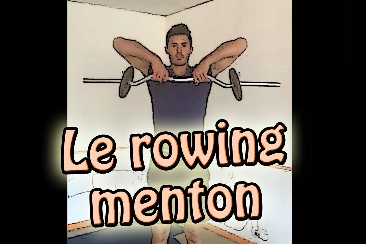 Rowing menton