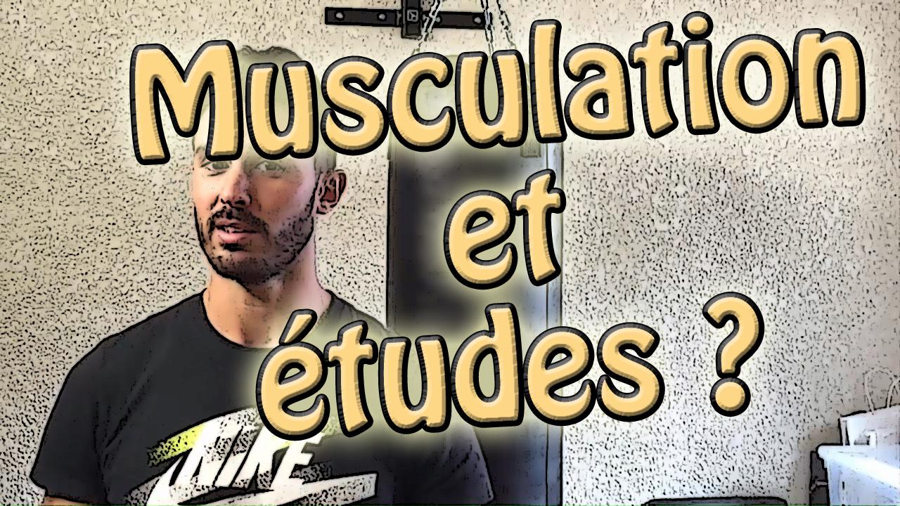 Musculation pour étudiant – Musculation et études !