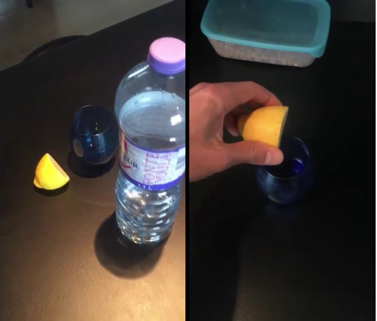 boisson miracle préparation